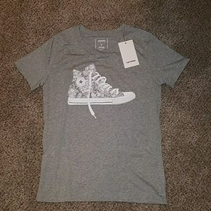 NWT, Converse Women's Small T